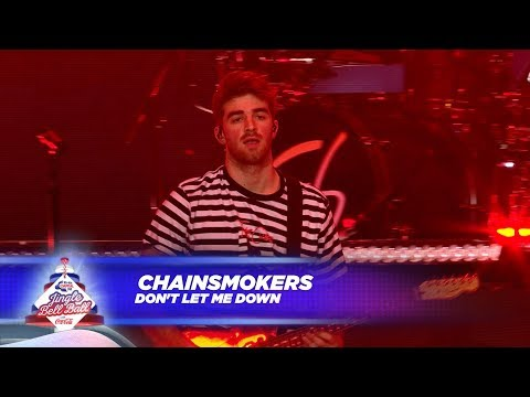 Chainsmokers  Dont Let Me Down  At Capitals Jingle Bell Ball 2017