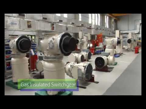 GIS - Gas Insulated Switchgear