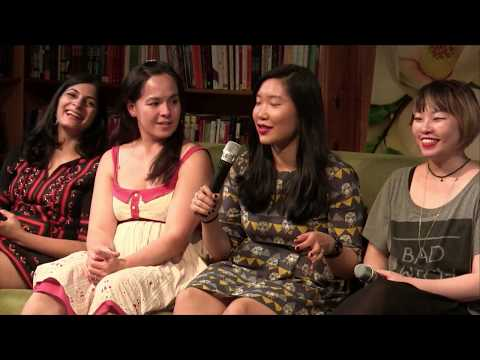 AAWWTV: API Young Adult Fiction Panel & Sheba Karim Launch Party