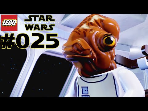 LEGO STAR WARS DAS ERWACHEN DER MACHT #025 Admiral Ackbar ★ Let's Play The Force Awakens [Deutsch]