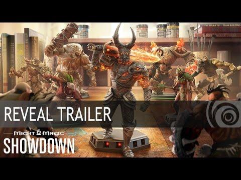 Virtual Tabletop - Might & Magic SHOWDOWN Announced