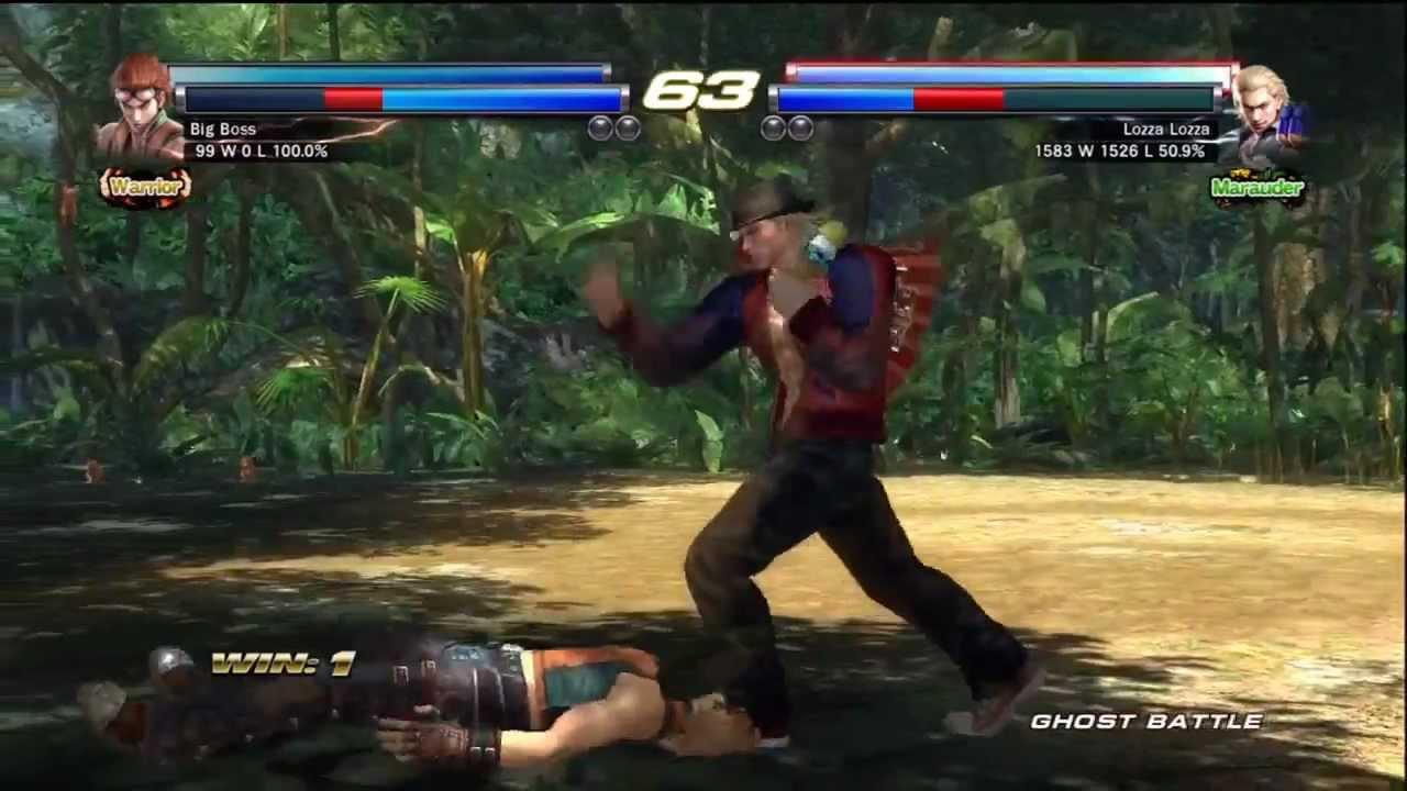 Tekken Tag Tournament 2 | Gameplay - Hwoarang, Bryan Fury ...