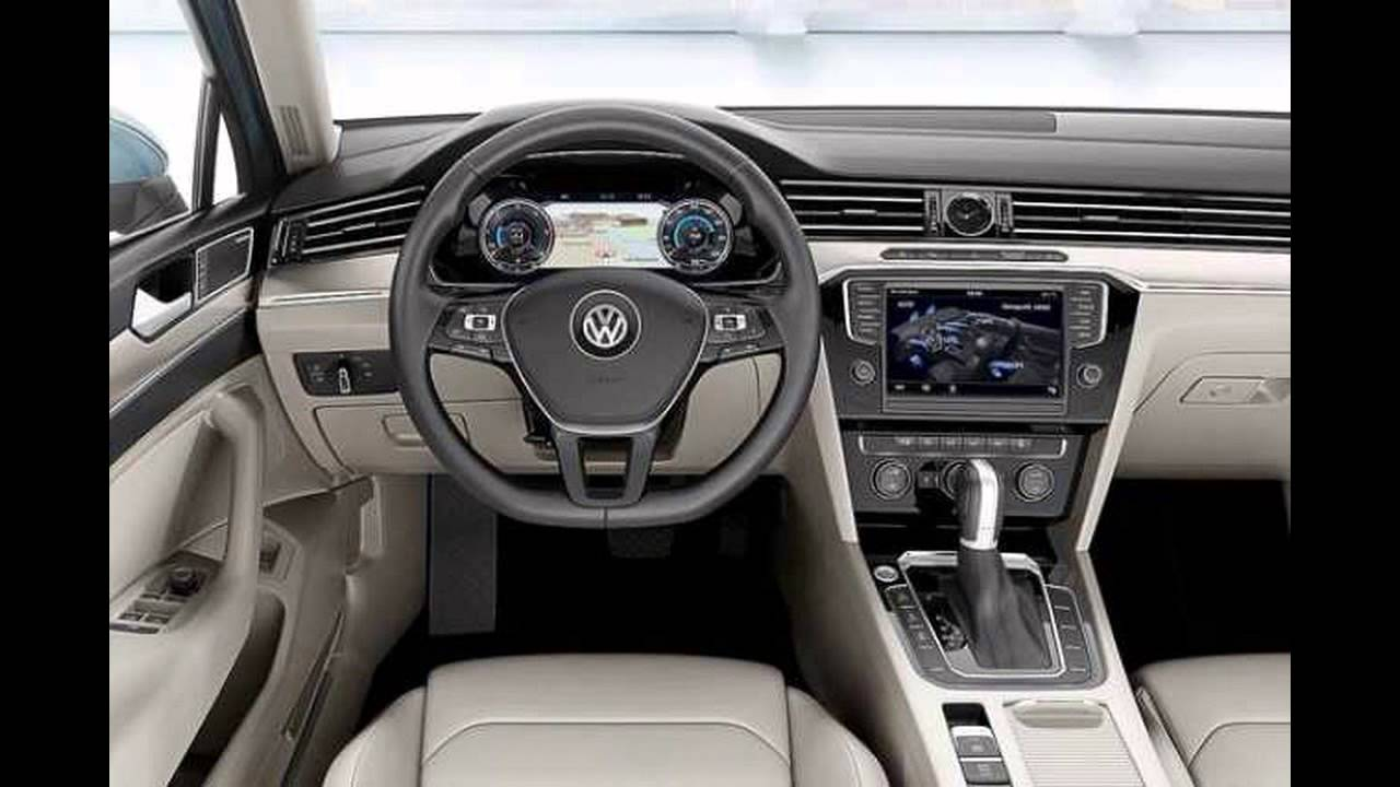 Vw Tiguan 2017 Interior