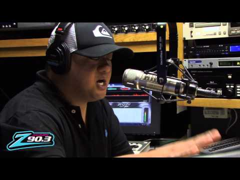 Lil Rob Interview with Tre - Jammin' Z90