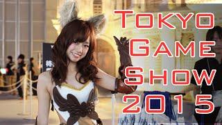 Обзор и Впечатления от TGS 2015 - Tokyo Game Show 2015