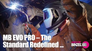MB EVO PRO. The standard redefined … (German)