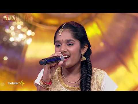 Super Singer Junior - Aatama Therotama by Raksha