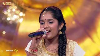 Super Singer Junior - Aatama Therotama by Raksha