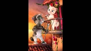 Кот Том смешное видео и песни кота Тома Tom Cat funny videos and songs the cat Tom and angela