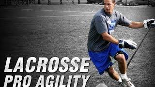 KBT Lacrosse Modified Pro Agility | Lacrosse Agility Drills
