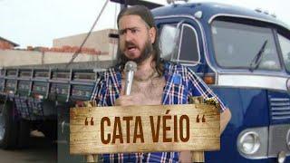 """Plantão do Chico: Caminhão """"Cata Véio"""""""