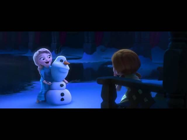 Frozen 1 - Hi I'm Olaf