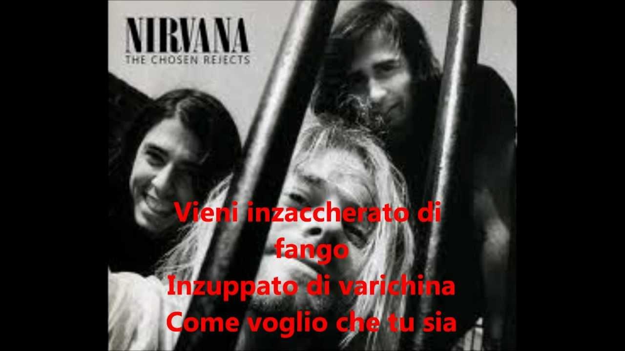 Come as you are - Nirvana Traduzione in italiano e Accordi ...