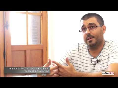 Nuestros alcaldes: Nacho Vidal Guardiola (Monóvar)
