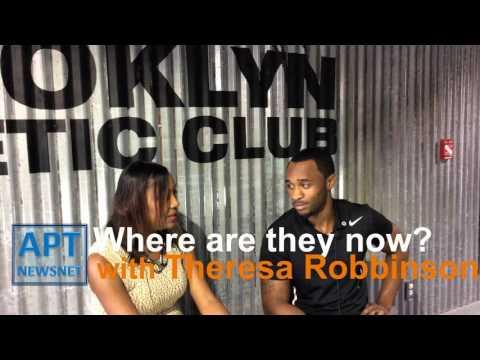 Michael Washington Interview at Brooklyn Athletic Club