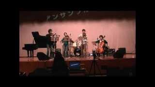 大河ドラマ「平清盛」のオープニングテーマを弦楽四重奏にアレンジしま...
