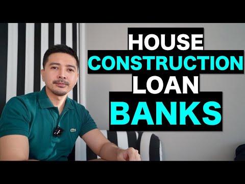 House Construction Loan Through Banks