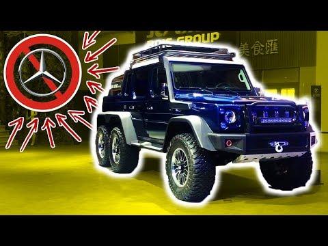 Die KRASSESTEN Autoplagiate der Beijing Motor Show