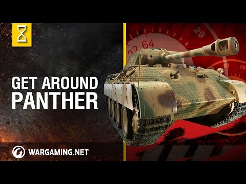 Inside the Chieftain's Hatch: Panther. Part 1