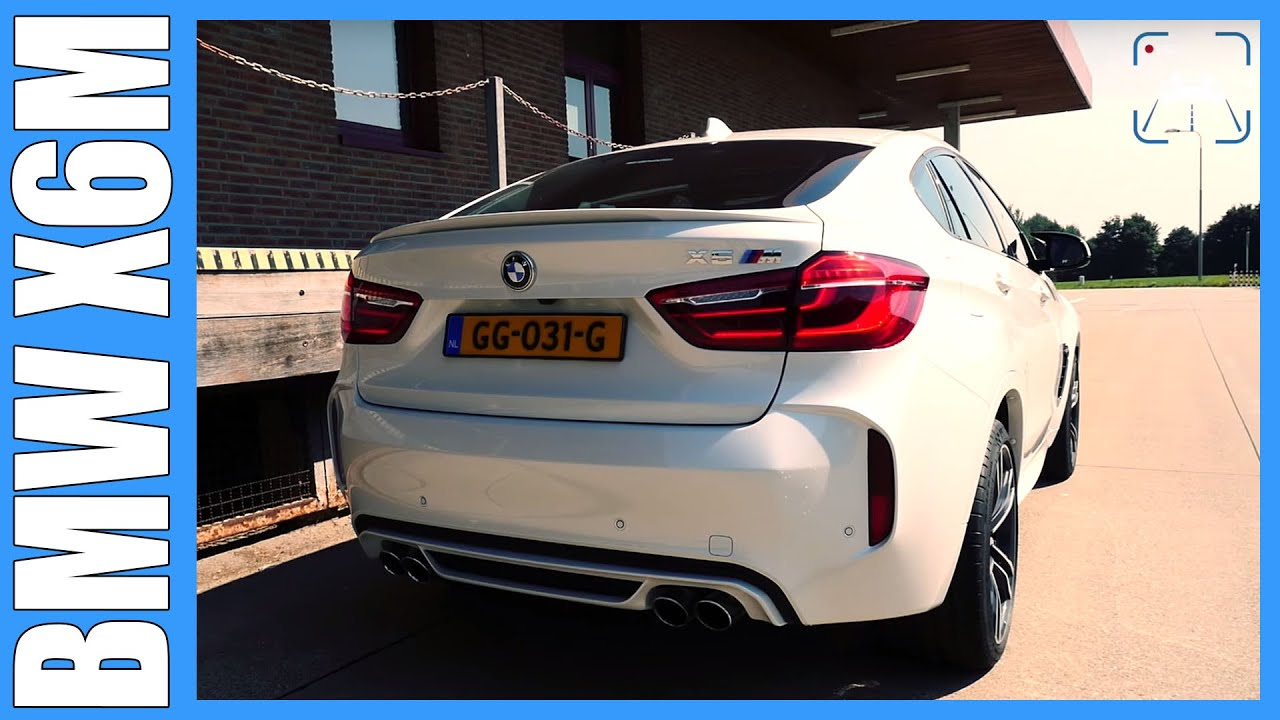 BMW X6M F86 Review