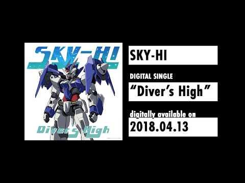 SKY-HI / Diver's High -Teaser Movie-