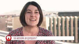 Veolia - Interview Jennifer CORSO - Activité Eau Région Est