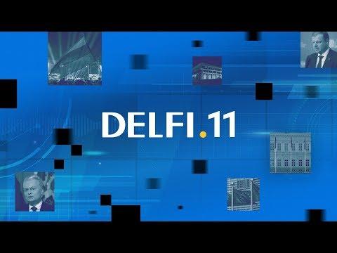 DELFI 11. Kubilius ir Pavilionis – apie Adamkaus vardo konferenciją