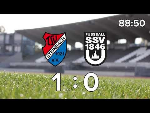 TSV Steinbach - SSV Ulm 1846 Fußball