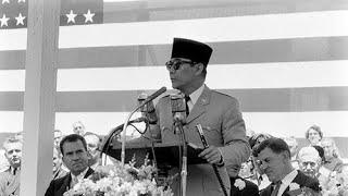 Pidato Legendaris Presiden Ri Soekarno, Sosok Yang Dicintai Sekaligus Dibenci Dan Ditakuti Dunia.