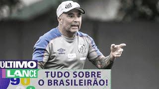PALMEIRAS DE OLHO EM SAMPAOLI E MAIS BRASILEIRÃO NO ÚLTIMO LANCE!