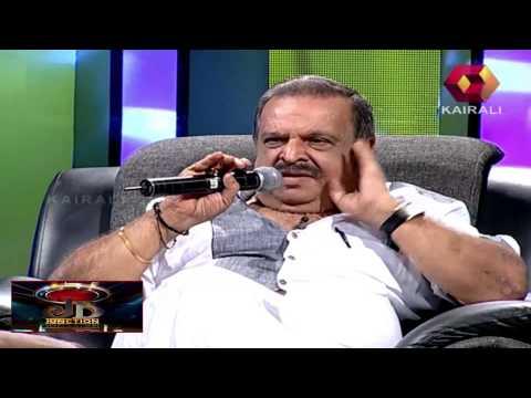 I never get tired of listening Mohammed Rafi's song: P Jayachandran