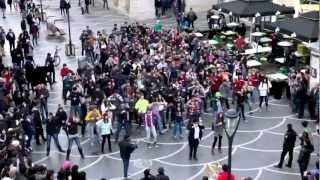 Sexy GANGNAM Style Flashmob in Baku | FLASHMOB Azerbaijan