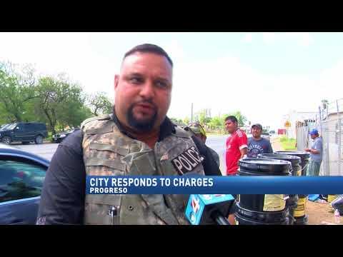 Federal agents arrest former La Joya police chief