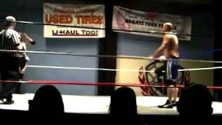 "WCWO 3/12/11 James Reeves vs. Tripp Cassidy vs. Lash ""The Wicked"" Gibson"