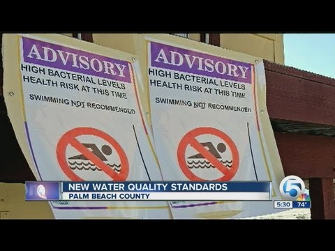 New water quality standards