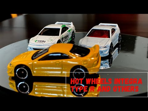 Hot Wheels Integra Type R ,Audi Avant, Redline Club 240z