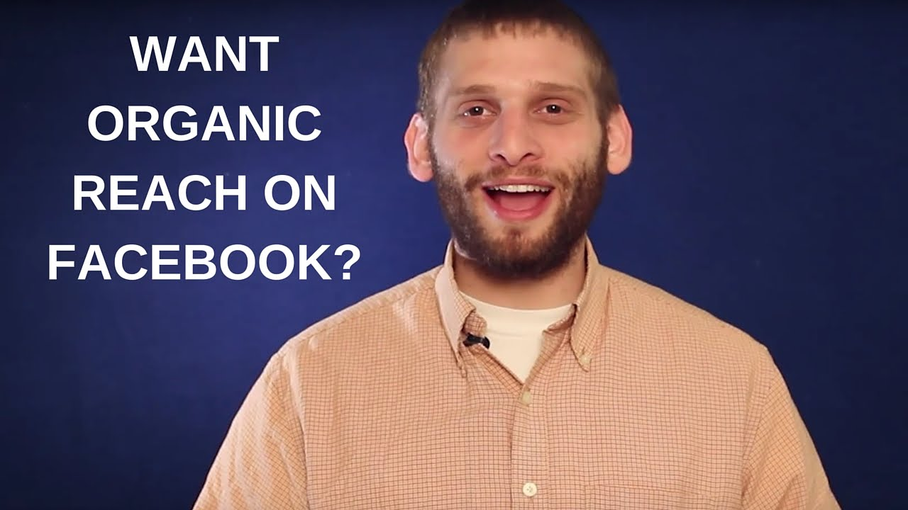 How to Actually Get Organic Traffic on Facebook - Marketing Essentials