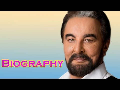 Kabir Bedi  Biography