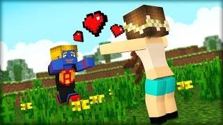 Minecraft: UMA MULHER CHEGOU ‹ MORANDO SOZINHO › #07