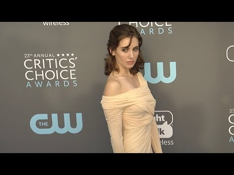 Alison Brie at The 23rd Annual Critics Choice Awards