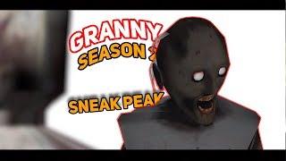 Tiny Granny In A New Dimension!!! (Beatrice) | Granny Season 2 Sneak Peak