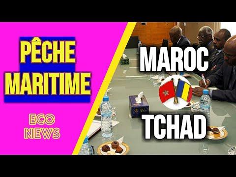 MAROC ET TCHAD COOPÉRATION   PÊCHE MARITIME