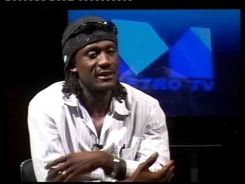 Isaac Donkor - Interview with Metro TV News in Ghana 2009 - Part 1.mpg