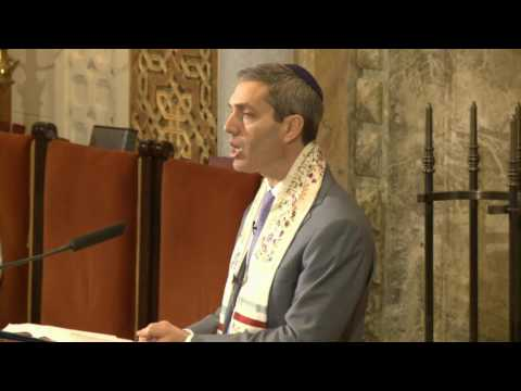 Rabbi Elliot Cosgrove - Sermon 2.4.17