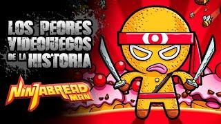 Peores Videojuegos de la Historia: Ninjabread