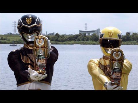 Power Rangers Megaforce - Man and Machine - Power Rangers vs Shadow Serpent