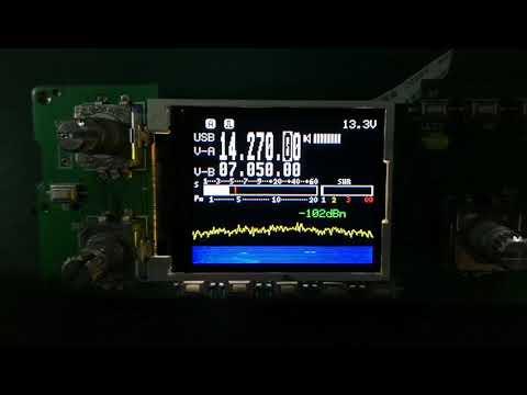 Barrett 4050 HF SDR by Barrett Communications