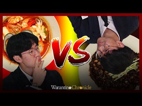 자강두천 토론배틀 - 짜장면 VS. 짬뽕, 2019 (Warantino Studio Chronicle)