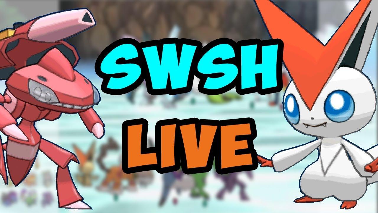 [SWSH OU] - Showdown Live - Victini ist back! - Die Schneelande der Krone!