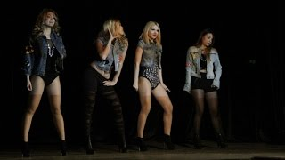 Beyonce - Dance For You, Flawless, Sweet Dreams, Crazy In Love dance cover by PartyHard
